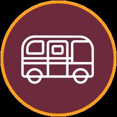 Icon of Return Coach Transportation