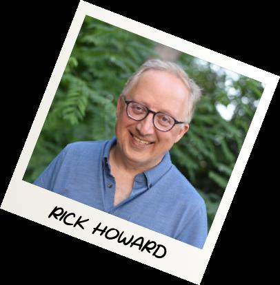 Photo of Rick Howard