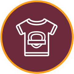 Icon of camp t-shirt