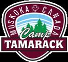 Camp Tamarack logo